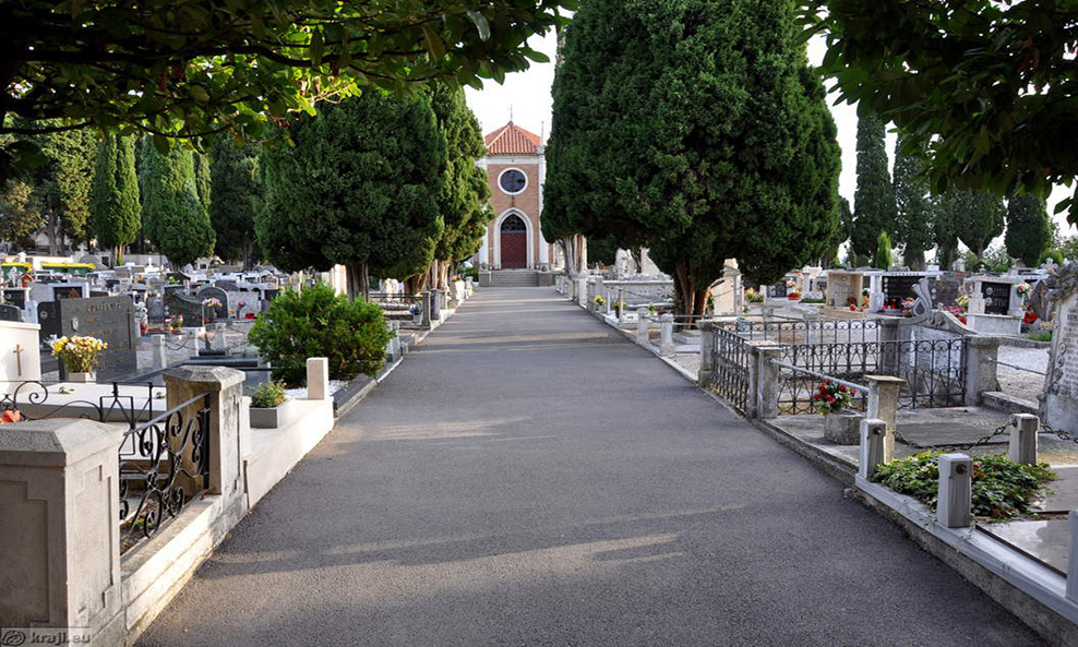 Pokopališče Piran